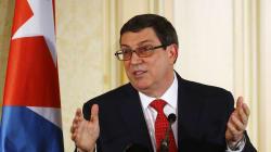 Cuba tient responsable Washington de la détérioration des relations entre les deux
