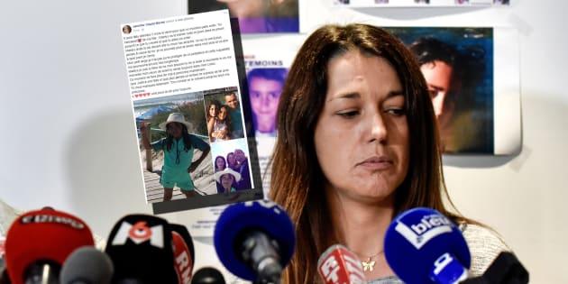 """""""Maëlys va te hanter jour et nuit"""": Le message de la mère à Nordhal Lelandais"""
