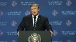 Trump et Kim Jong-un quittent Hanoï sans signer quoi que ce