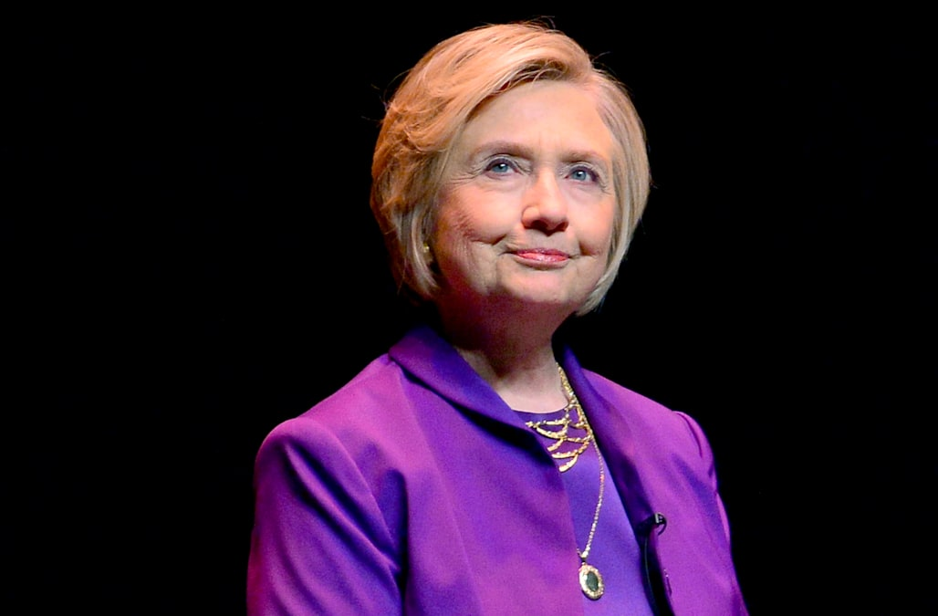 Report Hillary Clinton Mulling University Professor Role At - Hillarys stage us map