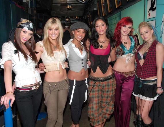 'Prostitution ring' rumors envelop Pussycat Dolls