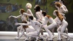 BLOGUE Marie Chouinard en ouverture des 20 ans de Danse
