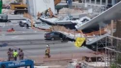 L'effondrement d'un pont piétonnier à Miami fait au moins six