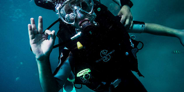 Jozi Divers had a great chance to hijack the #JoziDivers hashtag, but failed to do so.