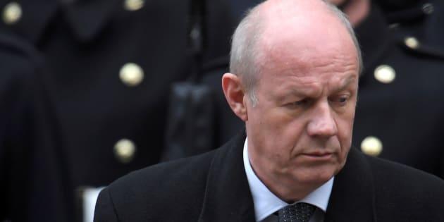 Le vice-Premier ministre britannique Damian Green