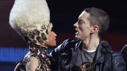 Nicki Minaj et Eminem en