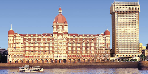 How Mumbais Taj Mahal Palace Hotel Became The First Indian Building To Get A Trademark