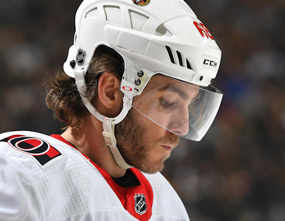 Senators trade player amid cyberbullying probe