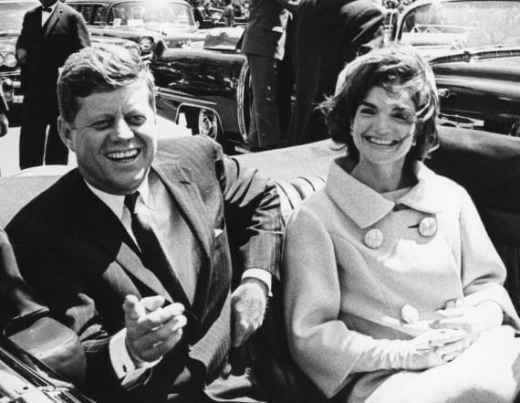 Odd new theory emerges on JFK assassination