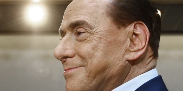 Former Italian Prime Minister Silvio Berlusconi arrives ahead of a memorial ceremony in honour of late former German Chancellor Helmut Kohl, at the European Parliament in Strasbourg, France, July 1, 2017. REUTERS/Arnd Wiegmann