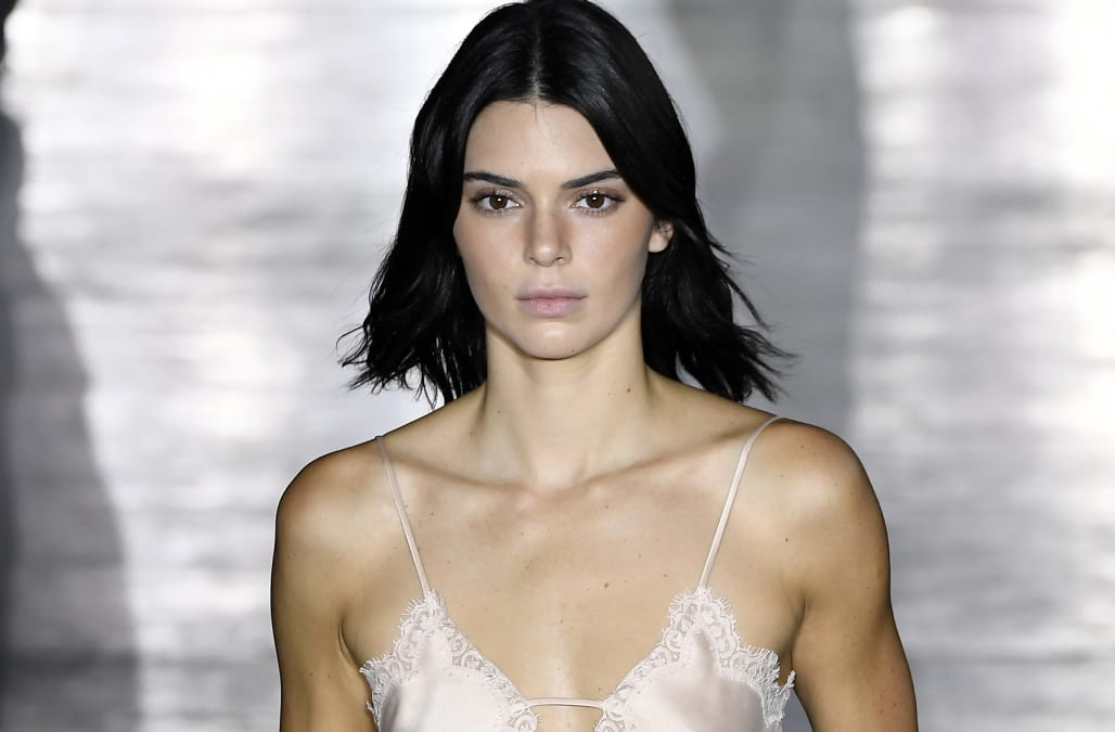 the latest on kendall jenner