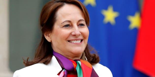 L'ancienne ministre Ségolène Royal est sollicitée par des dirigeants socialistes pour mener la liste PS aux élections européennes de 2019.