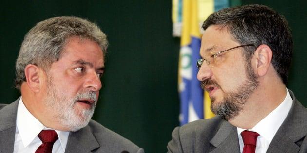 Atonio Palocci pede desfiliação do PT.