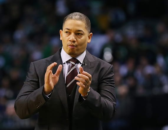 Cavaliers coach abruptly announces leave of absence