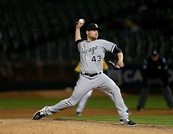 MLB pitcher in critical condition after hemorrhage