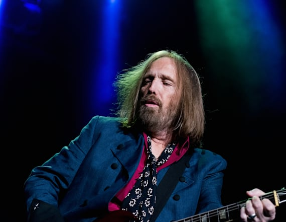 Tom Petty died of accidental overdose