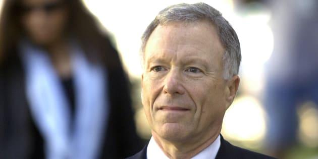 Lewis «Scooter» Libby lors de son procès en juin 2007.
