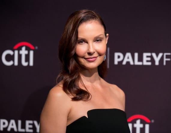 Ashley Judd to sit down with Diane Sawyer