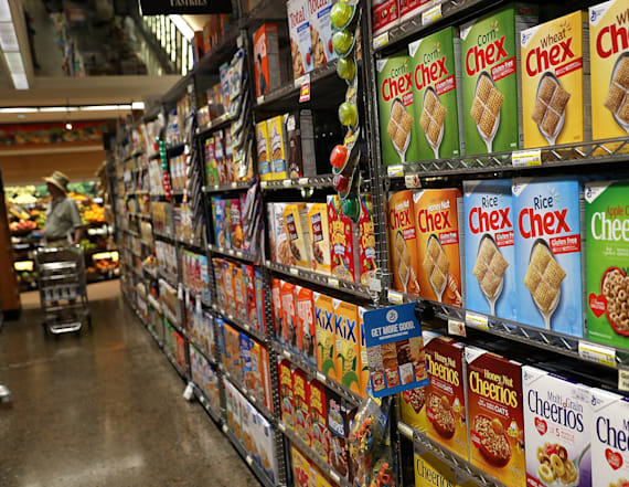 General Mills is bringing back one iconic cereal