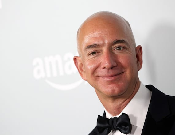 Jeff Bezos only made $2.69 an hour at his first job