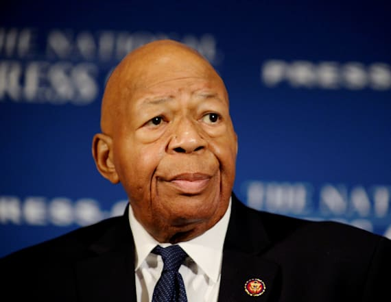 Tributes pour in for Elijah Cummings, who died at 68