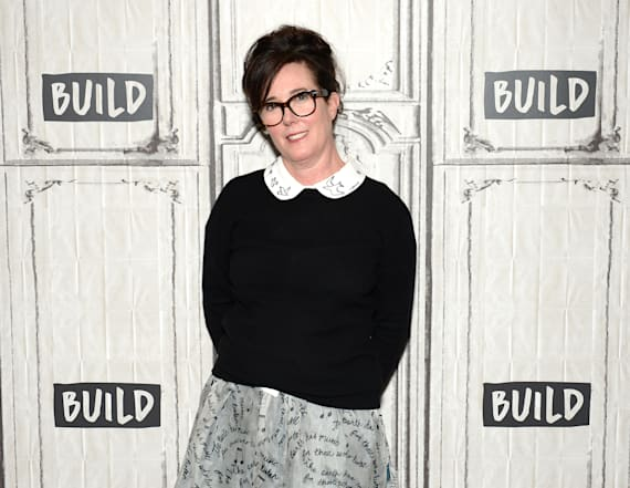 Kate Spade's father dies at 89