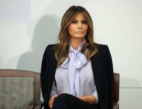 Melania Trump plans to take solo trip to Africa