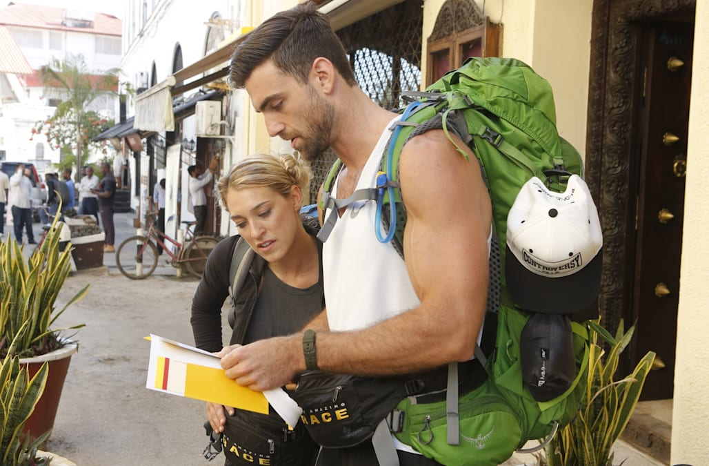 Here's how much contestants on 'The Amazing Race' make - AOL