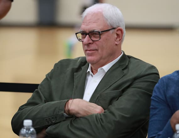 Phil Jackson is out as New York Knicks president