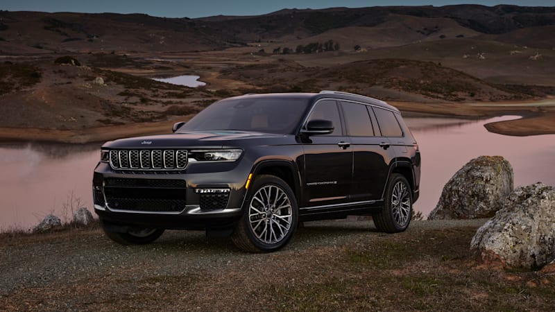 Объявлены цены на Jeep Grand Cherokee L 2021 года — $ 66 985