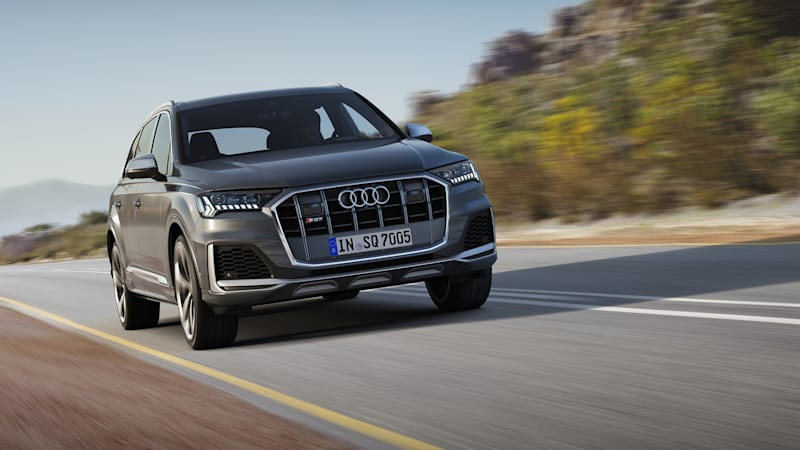 2020 Audi SQ7 priced at $85,795 and up; here s what you get