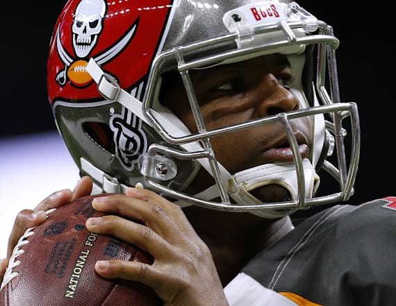 Jameis Wintson accused of groping Uber driver