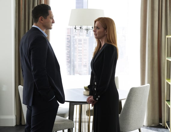 Suits recap: Donna and Harvey are official