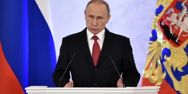 Vladimir Poutine ordonne le renforcement de la force de frappe nucléaire russe
