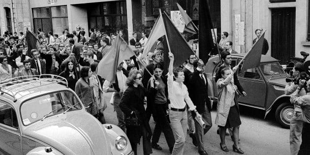 """Comment les immigrés ont eux aussi incarné """"Mai 68""""."""