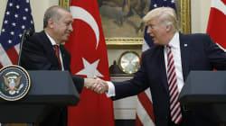 Erdogan y Trump prometen superar tensiones y trabajar