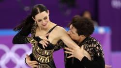 Virtue et Moir aident le Canada à rester en tête en patinage