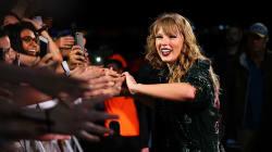 Pourquoi Taylor Swift a utilisé la reconnaissance faciale à son