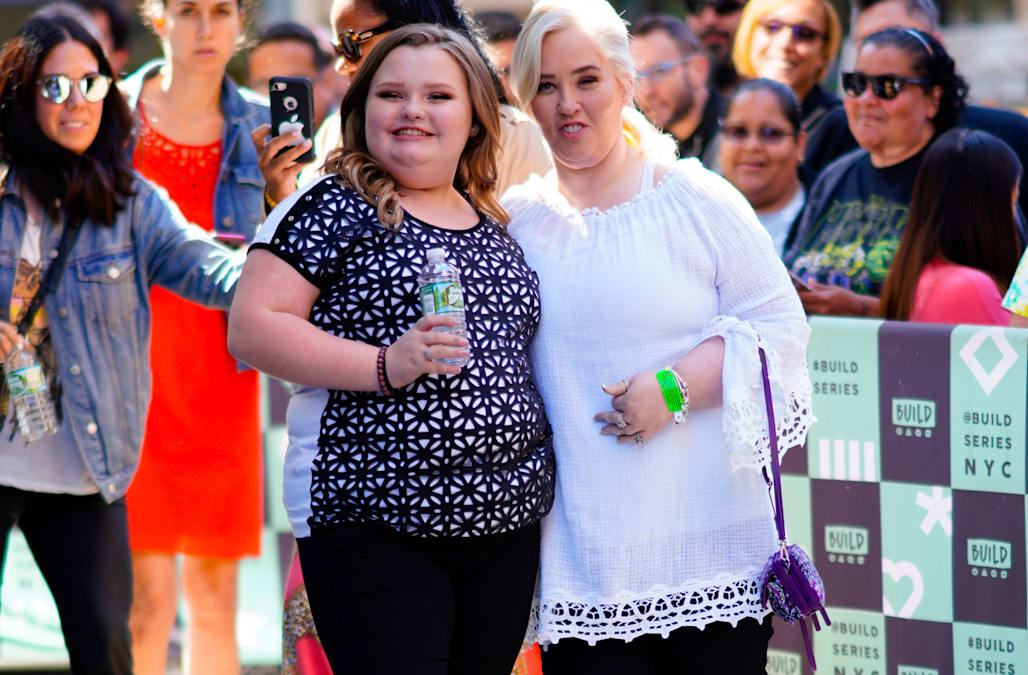 Mama June reportedly arrested for drug possession after domestic dispute: Details - AOL