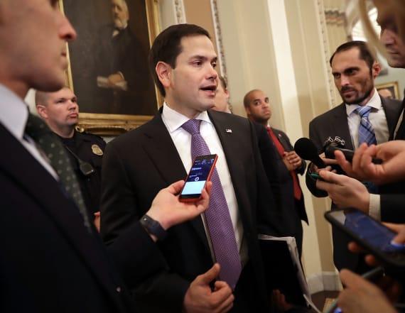 Sen. Rubio promises strong response to Saudi Arabia