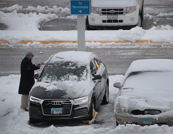Nor'easter to lash U.S. region with snow