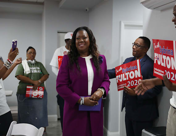 Trayvon Martin's mother announces bid for office