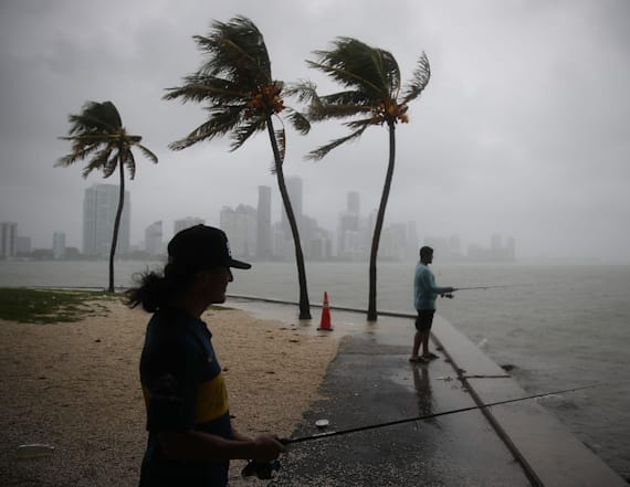 Tropical disturbance in Gulf threatens parts of US