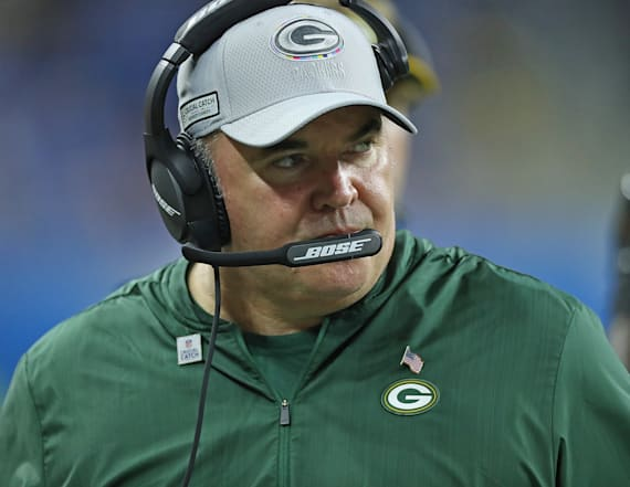 Ex-Packers coach McCarthy is planning an NFL return