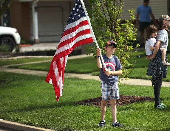 Pandemic brings smaller Memorial Day observances