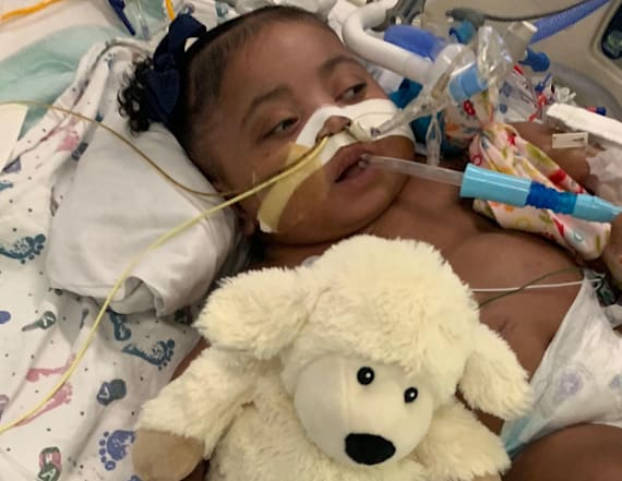 New judge to consider removing life support for baby