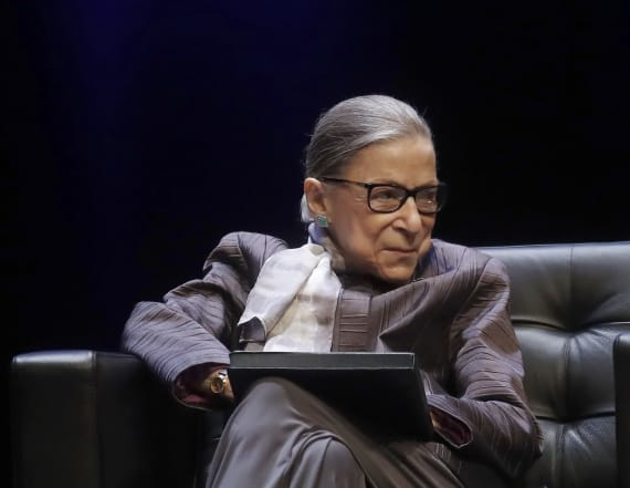 Late Justice Ginsburg's 'fervent' last wish