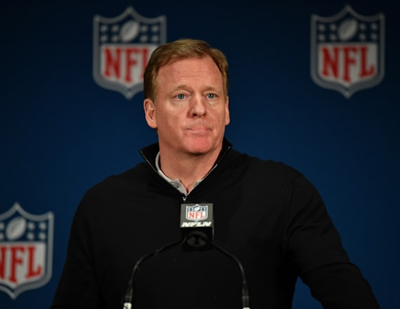 NFL hopes to prevent booing Goodell at draft