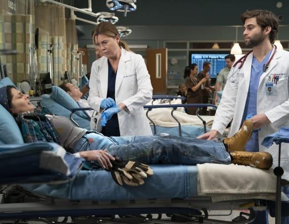'Grey's Anatomy' to address coronavirus