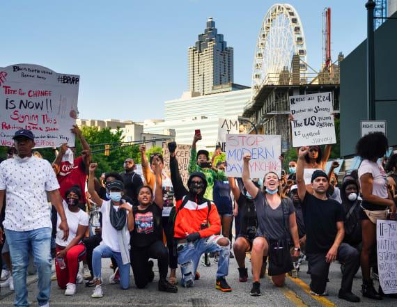 D.C., Atlanta mayors call for calm